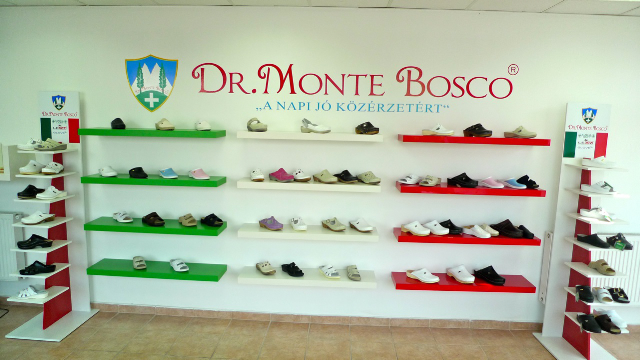 Dr Monte Bosco showroom