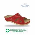 Anatomiai biokomfort papucs 4005 Rosso Exclusive