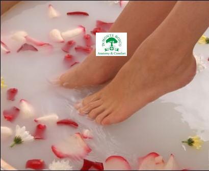 Gyógyhatású frissítő lábfürdő a DrMonteBosco ajánlásával