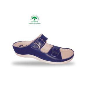 MonteBosco komfort papucs BS-2 Blu