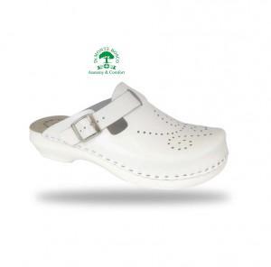 Fratelli Babb komfort klumpa D101 Bianco