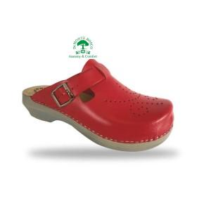 Fratelli Babb komfort klumpa D101 Rosso