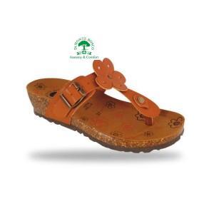 MonteBosco bio divat papucs V46 Cuio