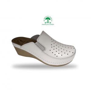 Fratelli Babb komfort-divat klumpa D310 Bianco