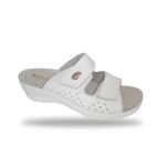 MonteBosco komfort gyógypapucs 6208 Bianco