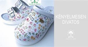 Dr.MonteBosco nagykereskedés komfort papucs kollekció