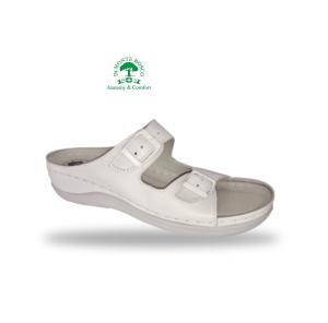 MonteBosco komfort papucs BS-2 Bianco