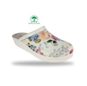 Sanital Light 1350-F3 női komfort papucs