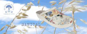 MonteBosco papucs nagykereskedés Sanital Light modellek