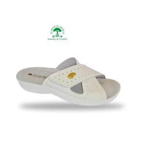 MonteBosco komfort papucs 1415 Bianco