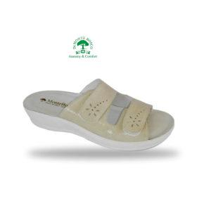 MonteBosco komfort papucs 283 Bianco