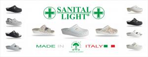 Sanital Light női és férfi komfort papucsok a DrMonteBosco kínálatában.